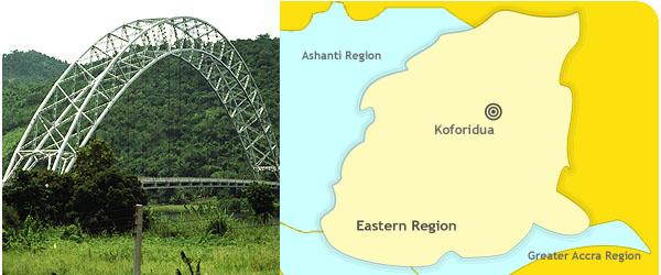 Eastern Region - touringghana com