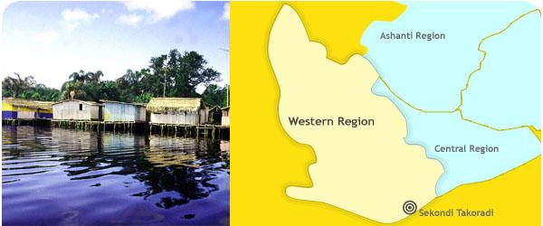 Western Region touringghanacom